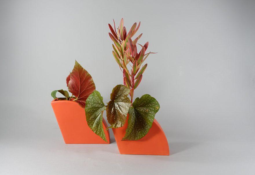 Ikebana, Sogetsu, freies Arrangement (von Dr. Ina Hildebrandt)